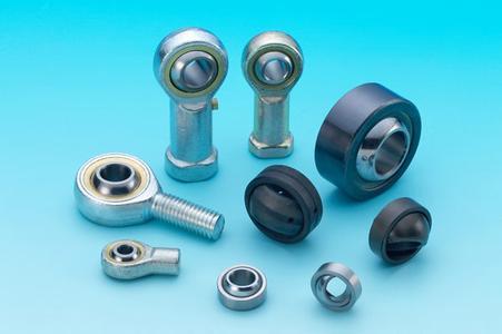 结构的滑动轴承,关节轴承广泛应用于速度较低的摆动