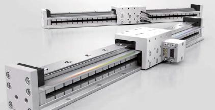 <1>高刚性,结构紧凑 模组尺寸具有高紧凑,高刚性的特性,提供