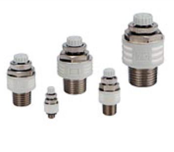 asn2系列 带消声器的排气节流阀图片