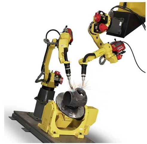 M-10iA机器人弧焊应用