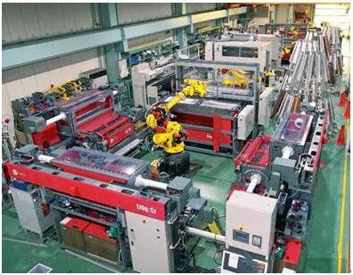 机器人应用于印刷制版系统实现13道工序自动化