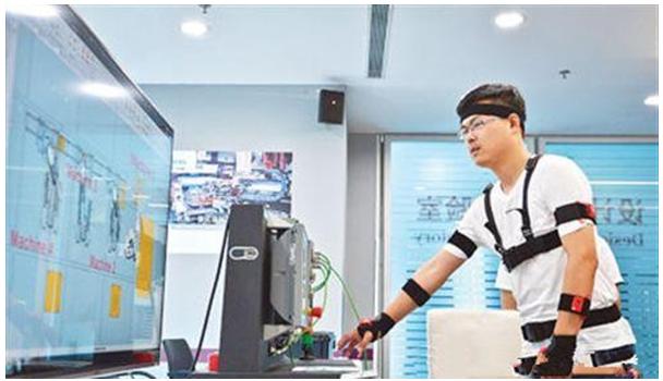 工业4.0第一步:让不同机器人说同一种语言