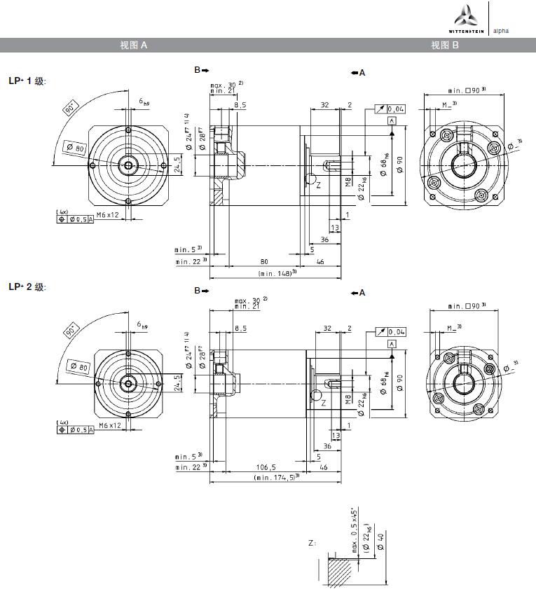 电机(马达),减速机,驱动控制器  减速机   型号 类别 齿轮箱连接 齿轮