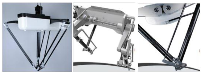 Delta机器人在瓷砖分拣包装自动化生产线上的应用