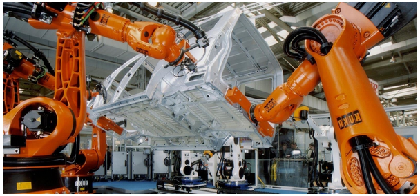直击德国工业 让机器人生产机器人