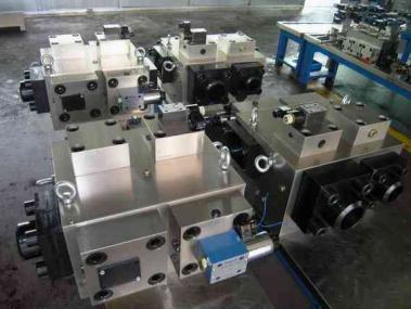 插装阀在电液控制支架液压系统的应用