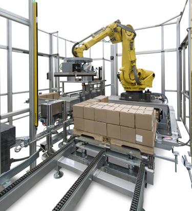 工业机器人的应用