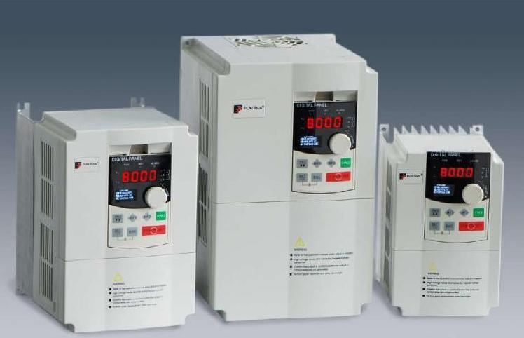 变频调速的电路构成变频器在实际应用中需要和许多